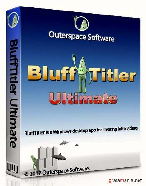 BluffTitler Ultimate 14.6.0.3 + RePack/Portable + MegaPack Templates + Bix-PACK Collection