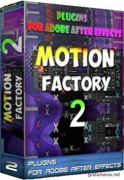 Motion Factory 2.41 Plugins for After Effects RePack