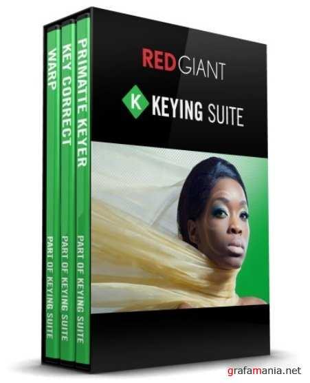 Red Giant Keying Suite 11.1.11 Plugins for AE & AP