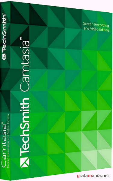TechSmith Camtasia Studio 2019.0.9 Build 17643 & mediaresourses + RePack