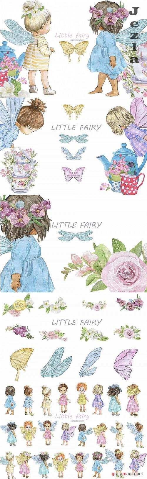 Little Fairies - 522937