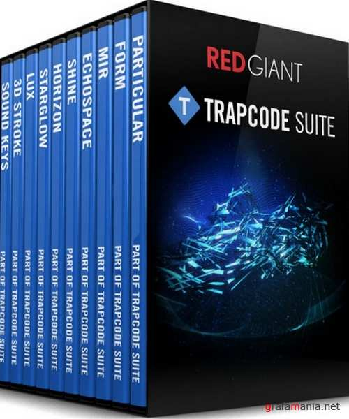 Red Giant Trapcode Suite 15.1.3 Plugins for AE & AP RePack