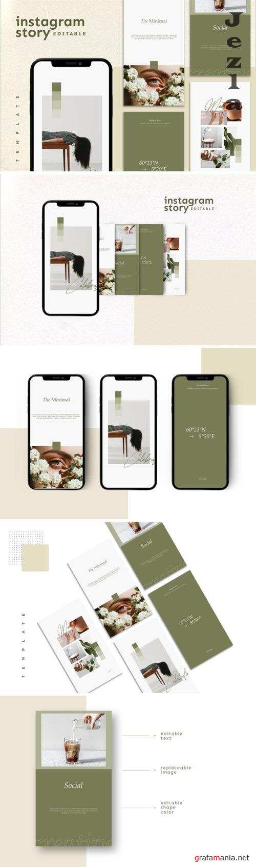 Instagram Story Template - 4755989