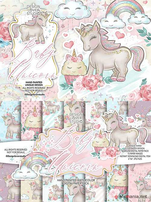 Baby Unicorns design