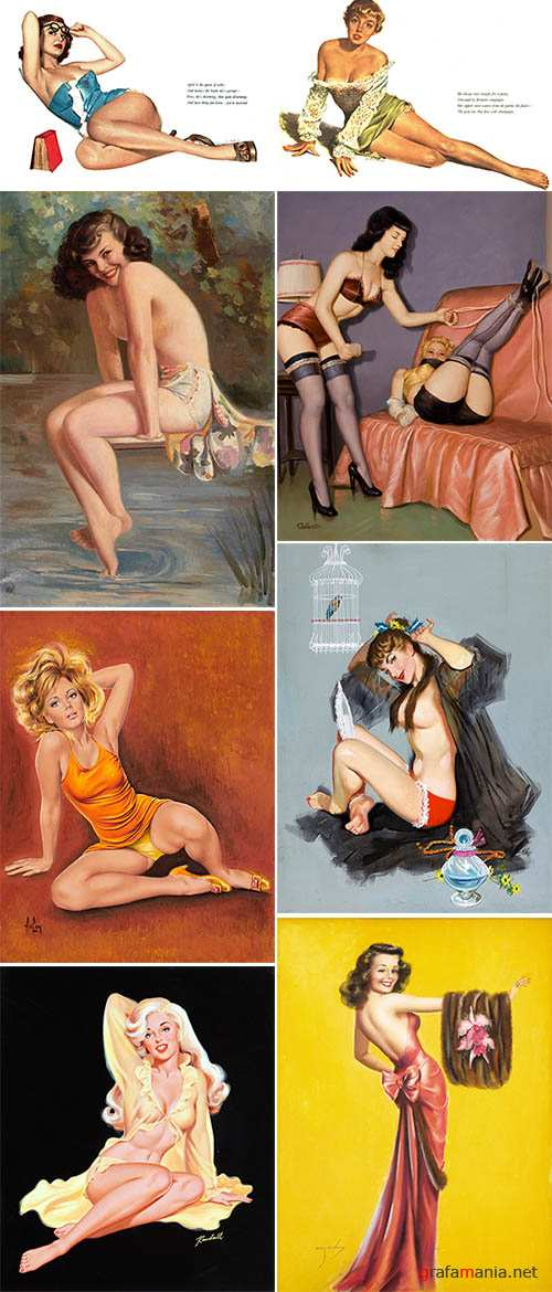 Pin-Up Artists