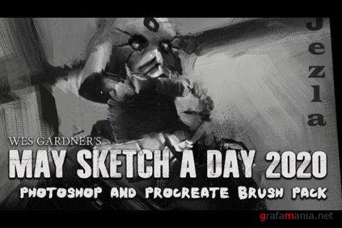 Brushes : Sketch Brush Pack : Brushes