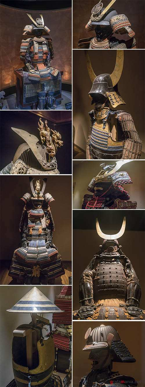 Stock Photo - Samurai Armor