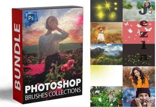 TimeForDeals  - 2500+ Professional Adobe Photoshop Brushes