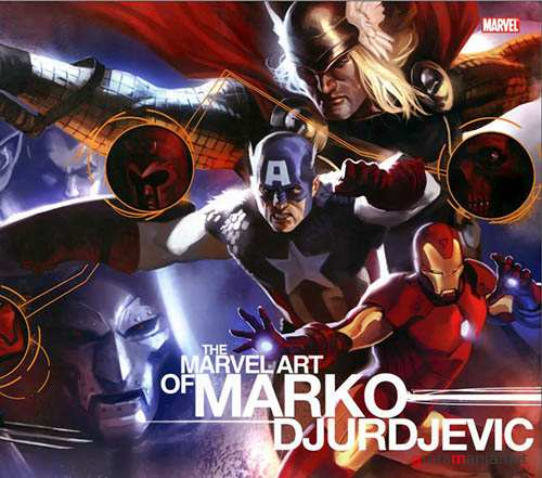 Art of the Marvel Marko Djurdjevic
