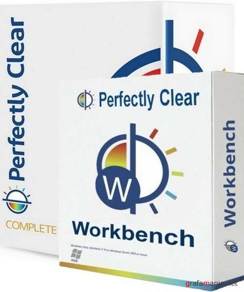 Athentech Perfectly Clear Complete 3.9.0.1737 + Addons + WorkBench Repack / Portable