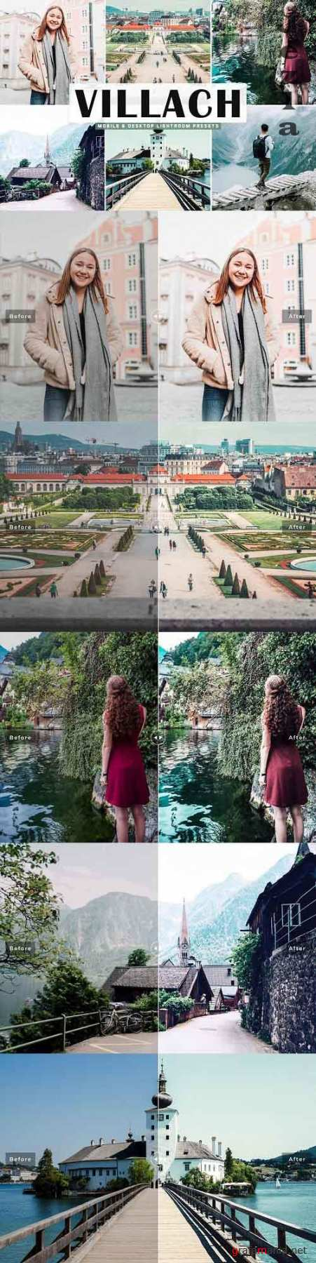 Villach Pro Lightroom Presets - 5015516 - Mobile & Desktop