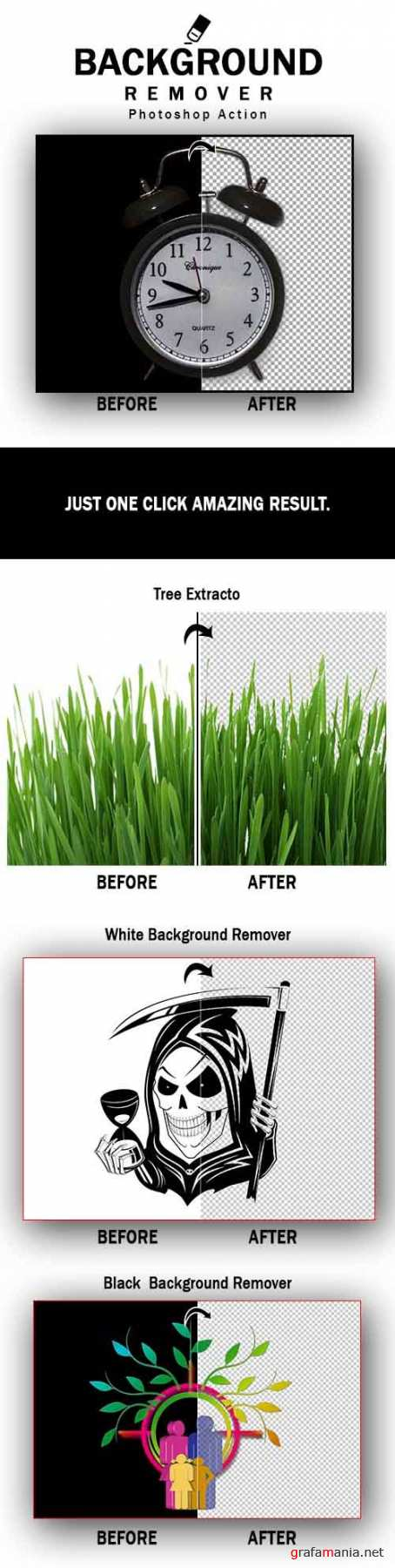 Background Remover Photoshop Action 26108315
