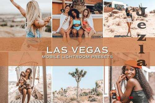 CreativeMarket - 5 Vegas Lightroom Presets 5701207