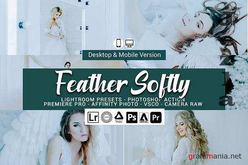 Feather Softly Lightroom Presets - 5157124