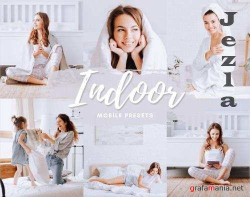 CreativeMarket - Indoor Mobile Lightroom Presets 5712598