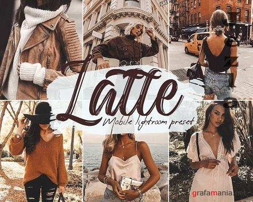 Coffee Latte Lightroom Presets - 5765166