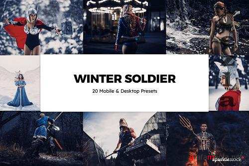 20 Winter Soldier Lightroom Presets - 5921275