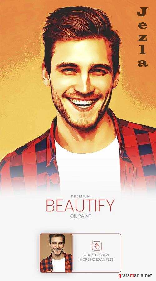 GraphicRiver - Premium Beautify Oil Paint 29947852