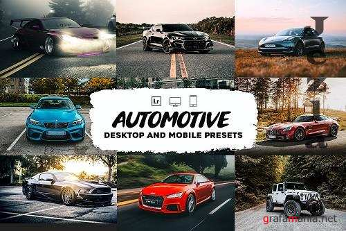 Automotive Lightroom Presets 5947175