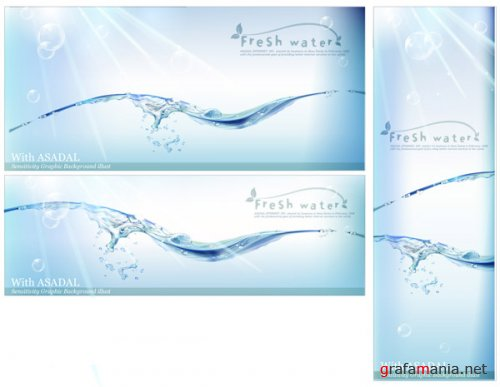 ASADAL Sensitivity Graphic Background Fresh Water
