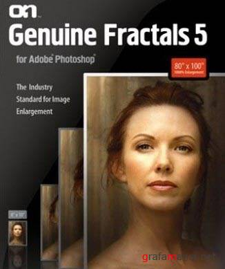 Photoshop PLUGIN: Genuine Fractals Print Pro 5 - Full Version 5.0.3 (2009) | ENG
