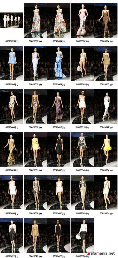 Fashion Plus Versace 09 High Res