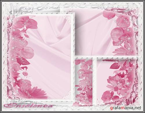 New Romantic Background Collection VIII