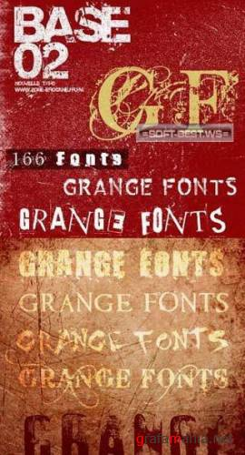 Grange Fonts Collection