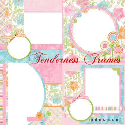 Фоторамки - Tenderness Frame