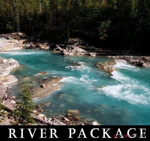 Фотоклипарт - River Package