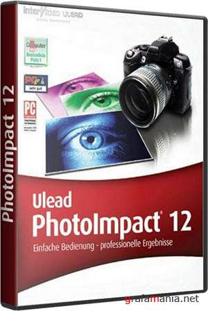 Ulead PhotoImpact 12 Software Collection (2007-2009)