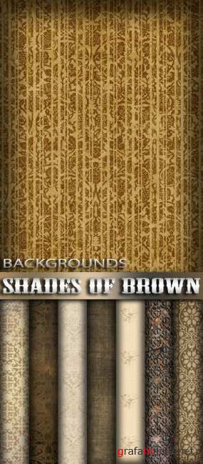 Backgrounds - shades of brown