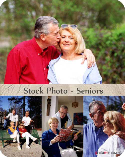Stock Photo - Seniors