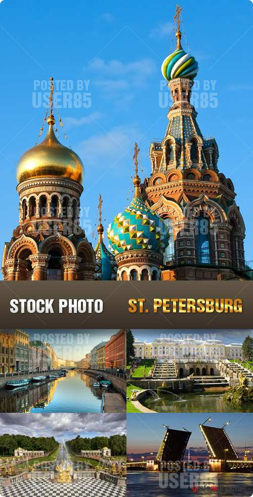 Stock Photo - St. Petersburg