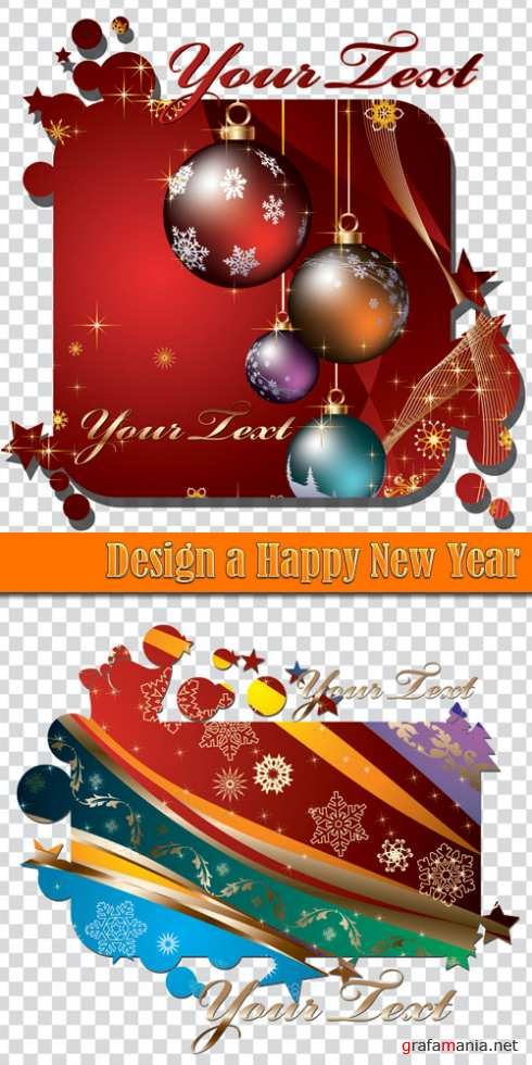 Design a Happy New Year