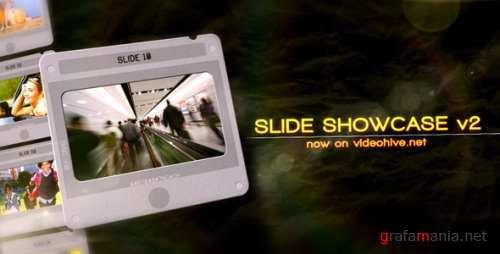 After Effects Project - Slide Showcase v2 140518