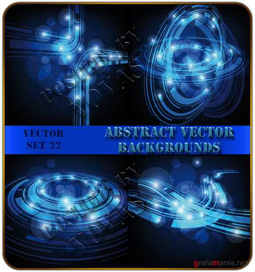 Abstract Vector Backgrounds 22