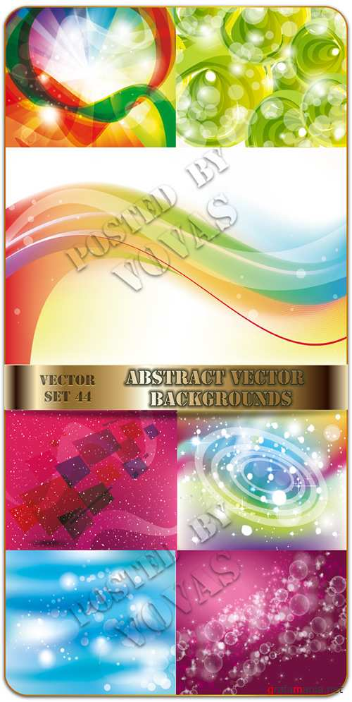 Abstract Vector Backgrounds 44