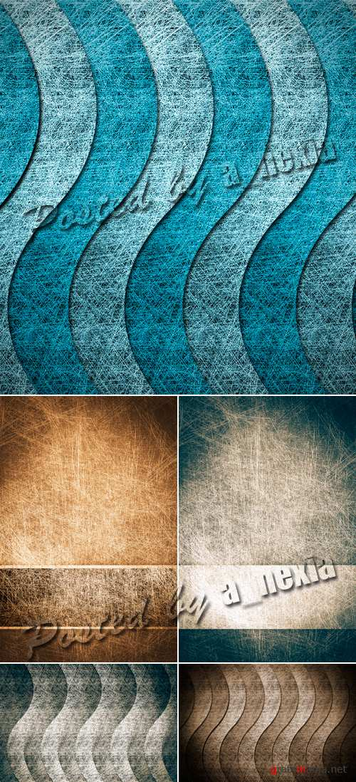 Stock Photo - Abstract Scratched Backgrounds