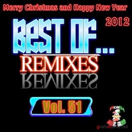 Best of...Remixes vol. 51 (2011)