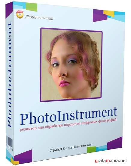 PhotoInstrument v 6.2 Build 620 RePack by elchupakabra+Portable (32х64)