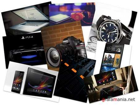 45 Beautiful HI-Tech HD Wallpapers (Set 21)