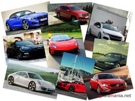 55 Beautiful Cars HD Wallpapers (Set 236)