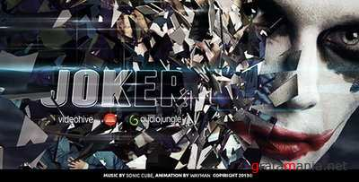 Joker: After Effects Project (VideoHive)