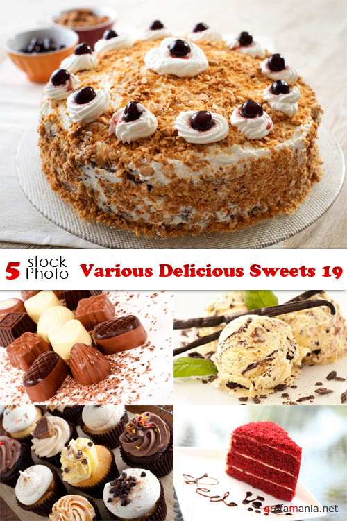 Photos - Various Delicious Sweets 19
