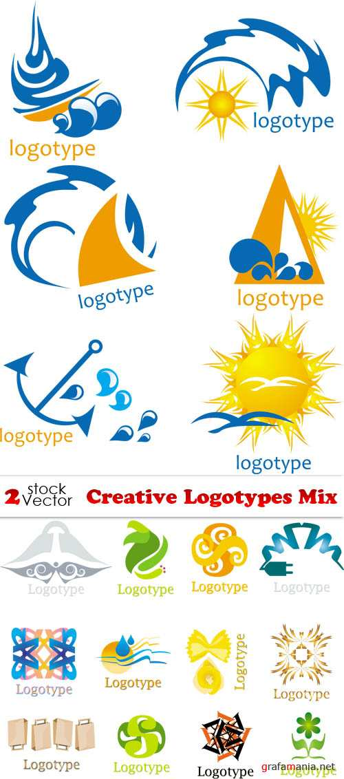 Vectors - Creative Logotypes Mix