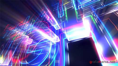 Neon Opener - for Logos and Texts - Project for After Effects (Videohive)