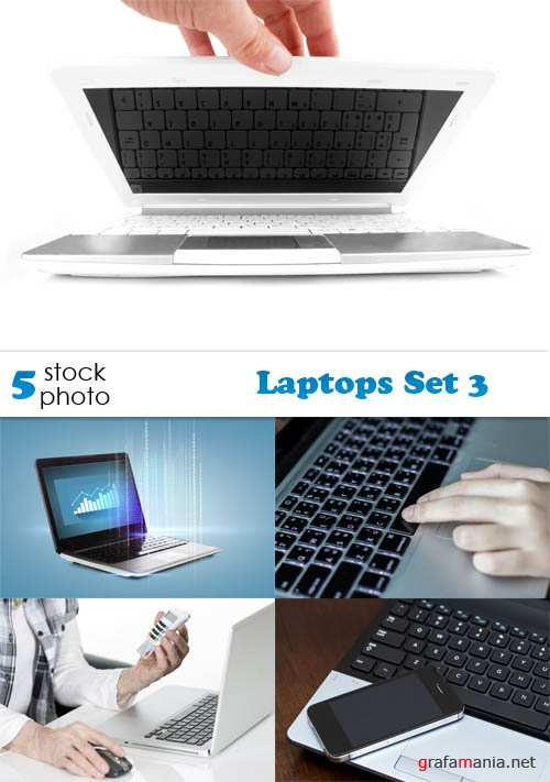 Photos - Laptops Set 3