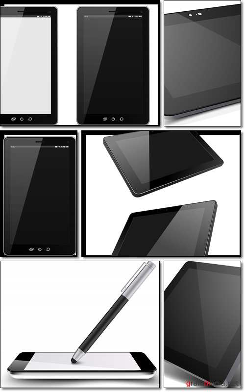 Tablet - Vectors