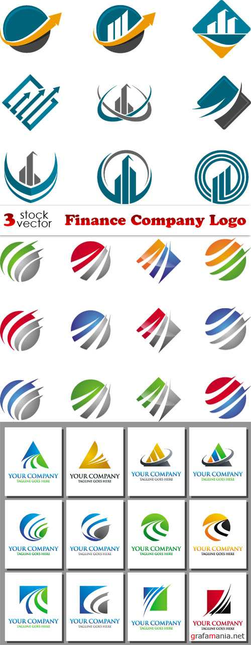 Vectors - Finance Company Logo